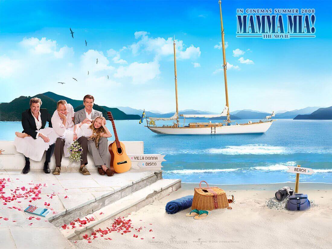 İskados Adası'nda ABBA Melodileri: Mamma Mia!