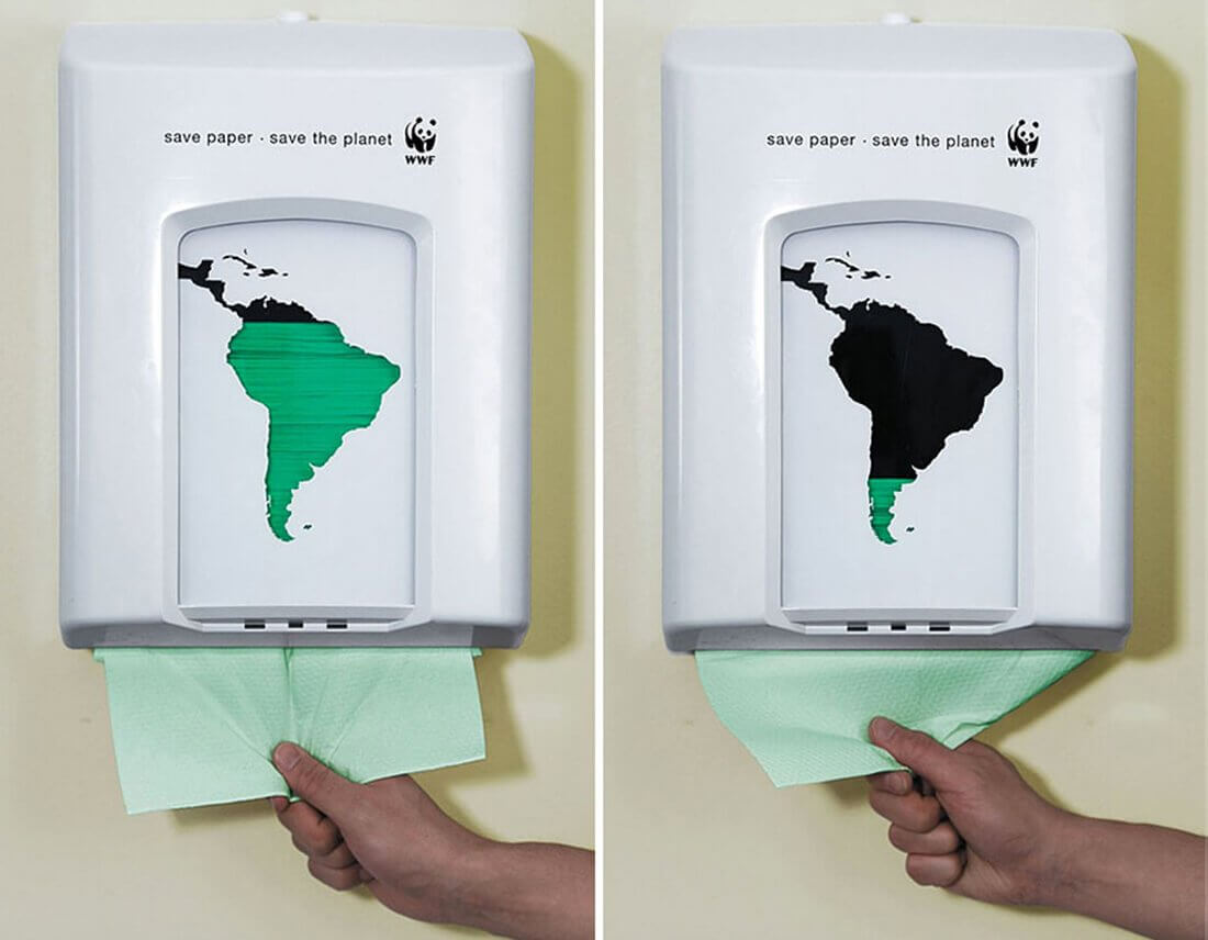 Save Paper, Save The Planet