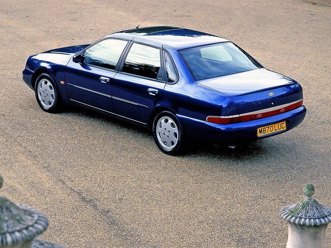 Ford Scorpio Sedan UK-spec 1994–98 görüntüler (2048 x 1536)