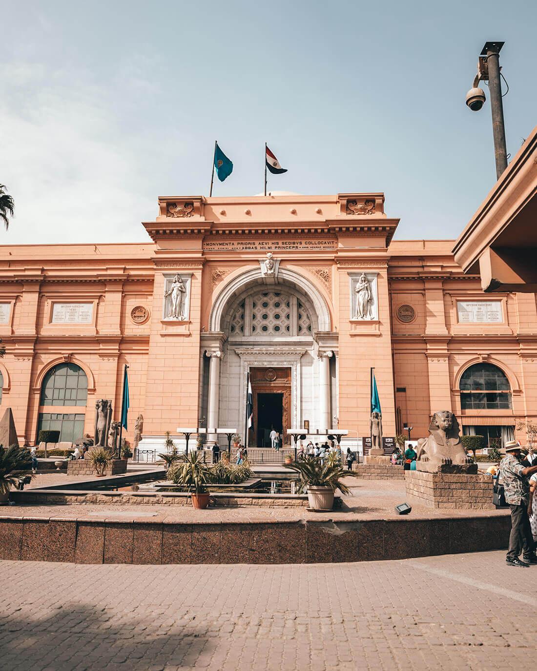 Kahire Tarihi Binalar