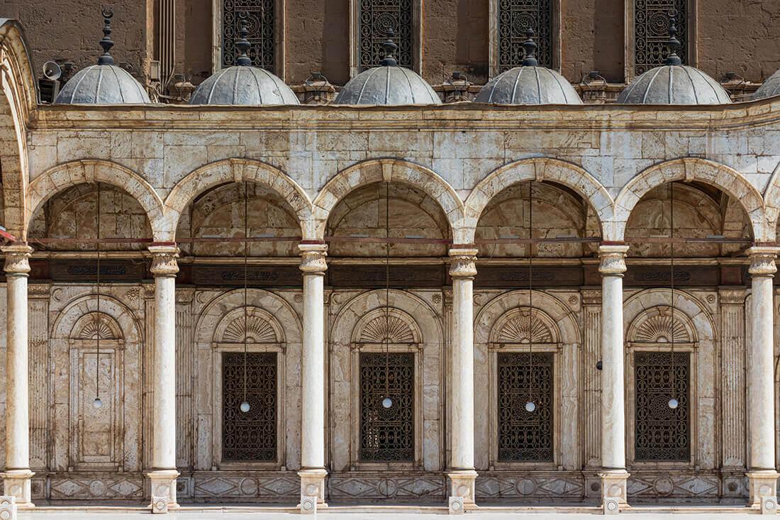 Memluklardan Miras Kahire Mimarisi