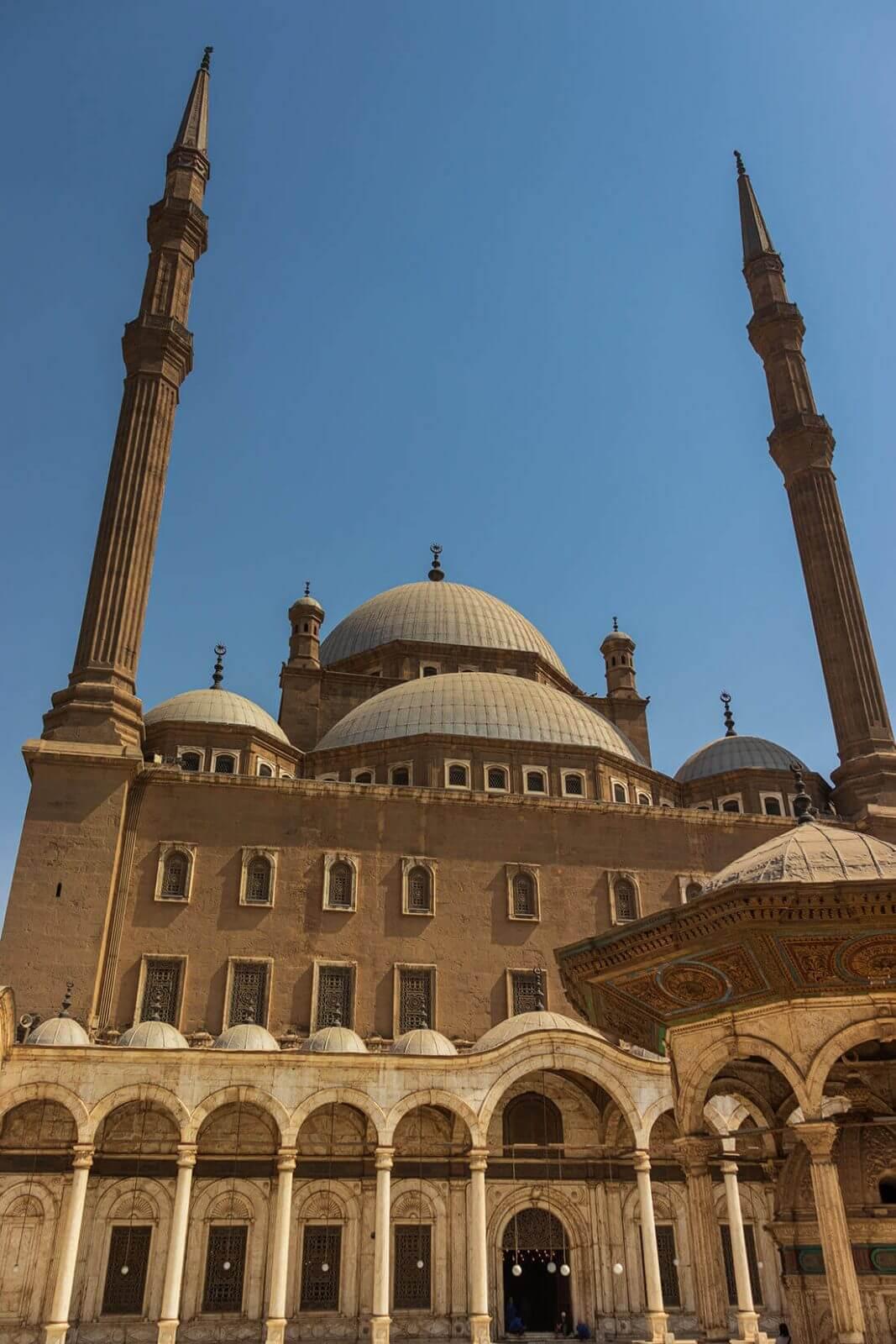 Kahire Görülmesi Gereken Camiler